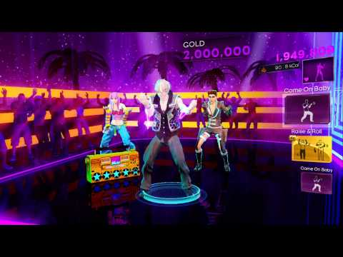 Dance Central 3 DLC - Let It Roll (Good Times) [Hard] - Flo Rida - 5 Stars