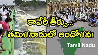 CM Edappadi Palanisamy Happy Over Cauvery Verdict | Oneindia Telugu