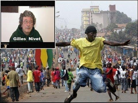Gilles Nivet: CONA'CRISE, les massacres de janivier et février 2007 en Guinée