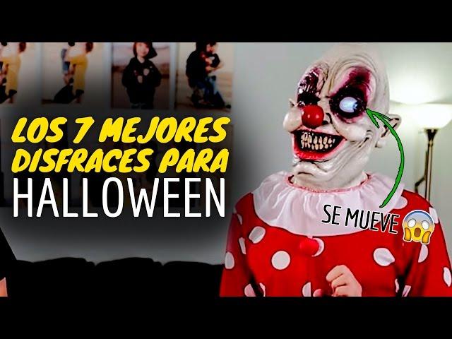 Los 7 MEJORES DISFRACES Para Este Halloween | Ideas Para Halloween