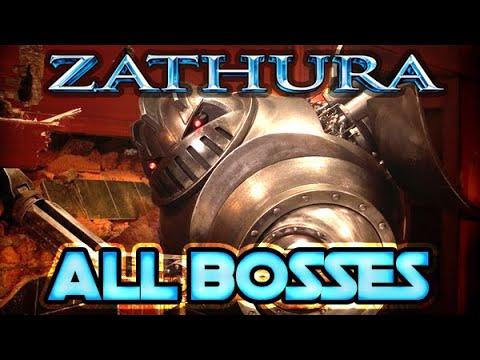Zathura All Bosses | Boss Fights  (PS2, XBOX)
