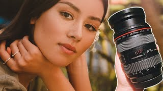 Prime Lens Photographer Uses Canon 24-70mm f2.8 Zoom