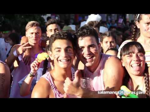 Chupinazo de Fiestas de Santa Marta de Tormes 2017