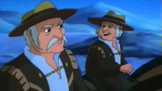 El Zorro La Serie Animada  Cap 1 1/2