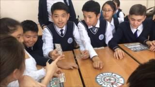 Обучение. #Монкап #Астана #15 школа-лицей