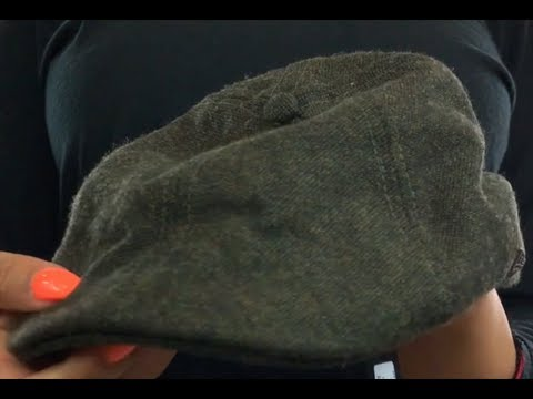 252c761e108 EK  TWEED DUCKBILL  Olive Driver Hat by New Era - YouTube