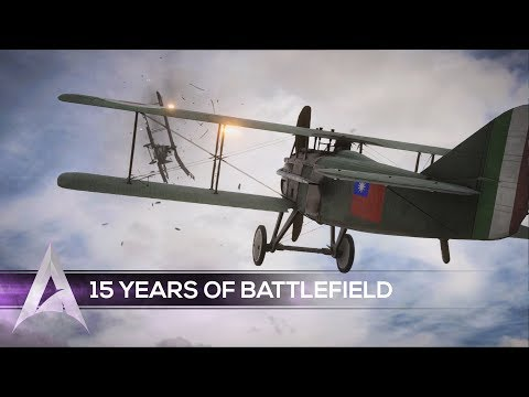 "Battlefield Cinematic Montage: ""Battlefield 15 Year Anniversary"" by Ascend Fili"