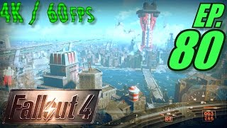 Fallout 4 Gameplay in 4K Ultra HD / 60fps, Part 80: To Decipher the Courser Chip (Let's Play, PC)
