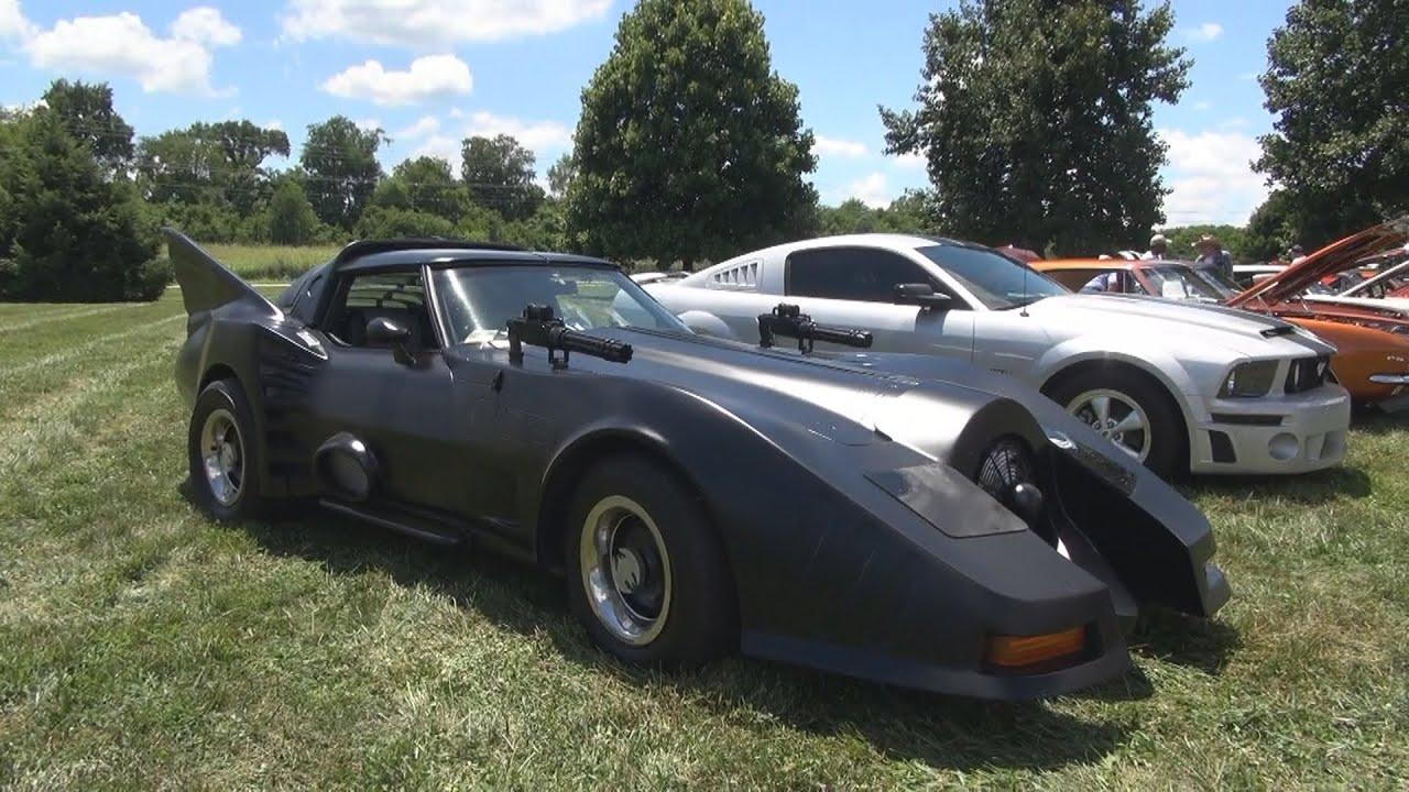 Delaware Park Car Show