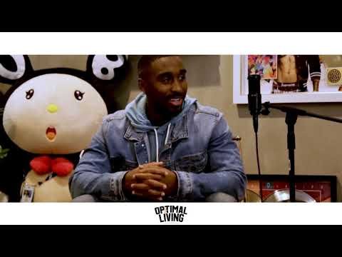 Optimal Living With Nieman Johnson: Demetrius Shipp Jr.