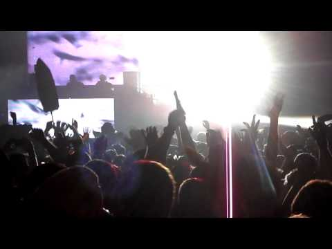 Knife Party - Intro w/ Power Glove Live @ Congress Theater Chicago Saturday, October 27th, 2012