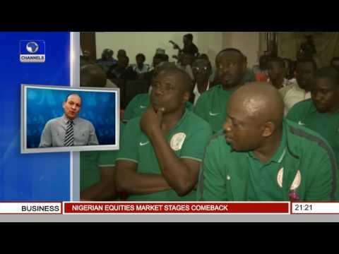 Sports Tonight: VOA Correspondent Reacts To Keshi, Ali Deaths