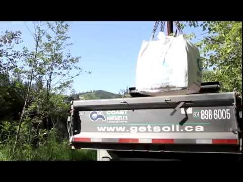 Big Bag Delivery - Coast Aggregates Landscape Depot