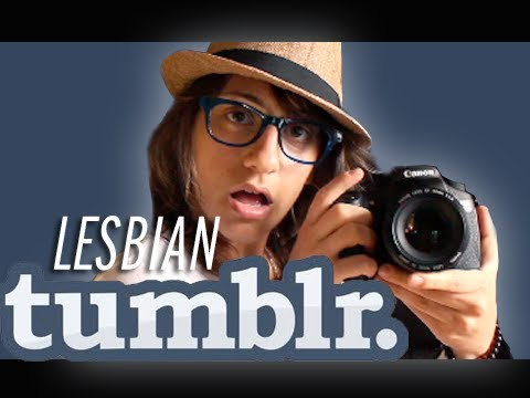 How To : Be a Tumblr Lesbian