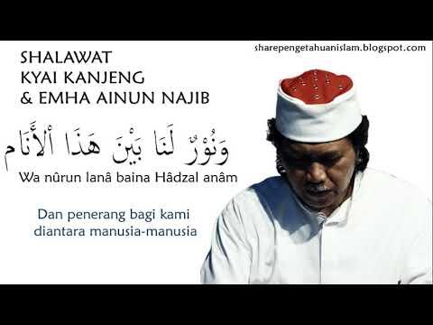 Alfa Salam Shalawat Kyai Kanjeng Dan Emha Ainun Najib