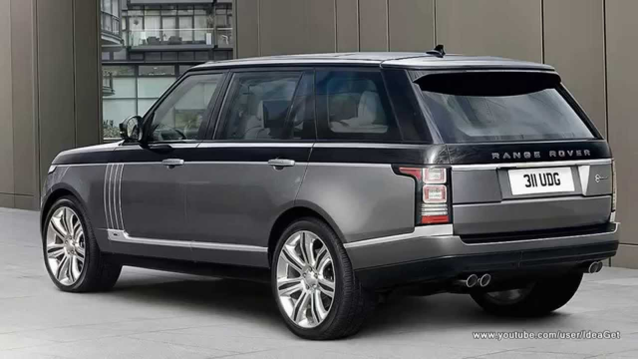 2016 Land Rover Range Rover Sv Autobiography Youtube