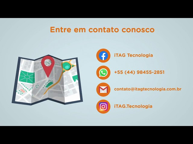iTAG - APLICANDO O RFID