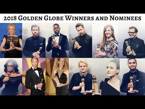 2018 Golden Globe Awards Winners and Nominees