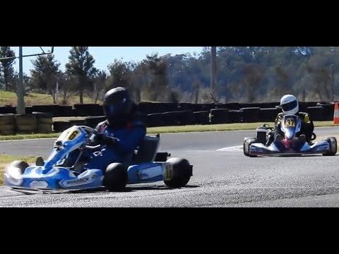 Go Karting Picton August 2017