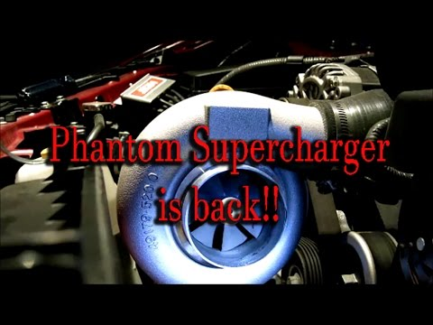 Functional Electric Supercharger: Design, Fab, Test  by ARC