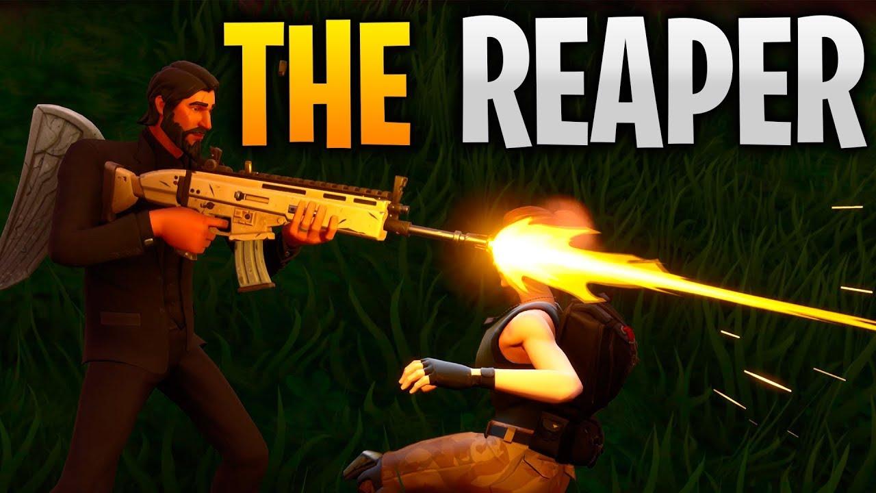 The reaper fortnite suomi youtube - Fortnite reaper ...