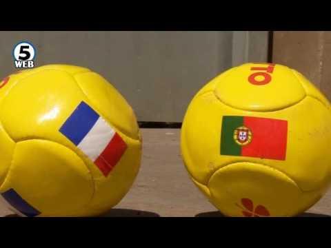 Слоницата зела предвидува победа на Португалија (видео)