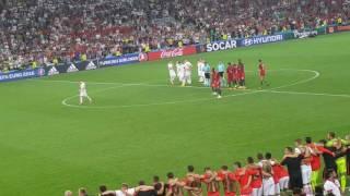 Portugal Vs. Polonia Euro France 2016 Penalties Quarter Finals - 30 June 2016