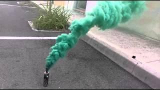 Fumogeno militare da softair.