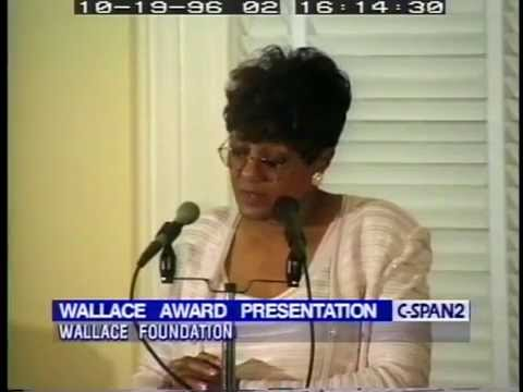 1996 Lurleen Wallace Award of Courage - Vivian Malone Jones