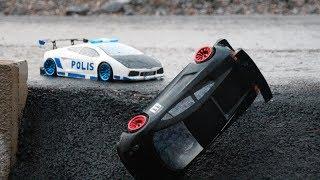 Lamborghini Police Chase 3 | RC Drifting