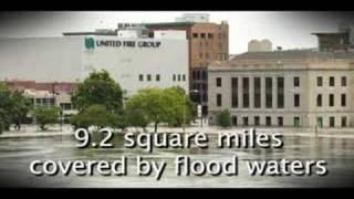 Flood of 2008 - Cedar Rapids Iowa