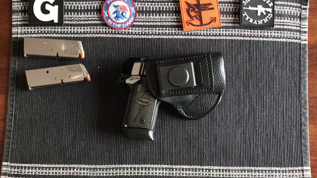 1791 Gun Leather holster EDC Review