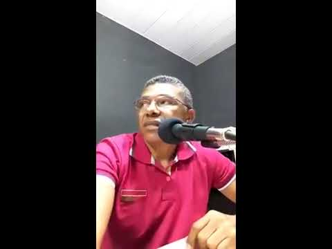 Prof. Edson Gomes - Entrevista Rádio 104.9 FM Mangabeira