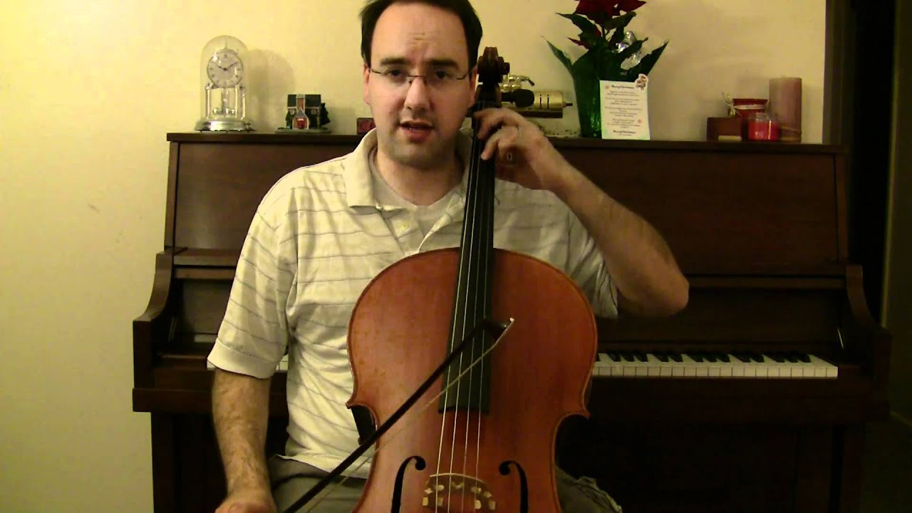 Humoresque by Dvorak - Cello Lessons Book 3