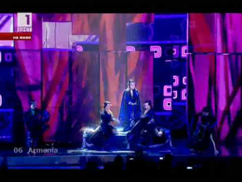 Eurovision 2009 Armenia Inga & Anush - Jan Jan (1st Semi-final)