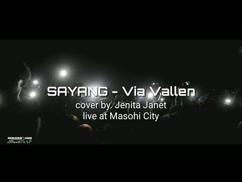 SAYANG - Via Vallen (cover by. JENITA JANET) dalam rangka Ulang Tahun Kota Masohi Yang ke-60