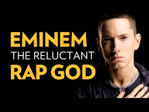 Eminem: The Greatest Rapper Of All Time