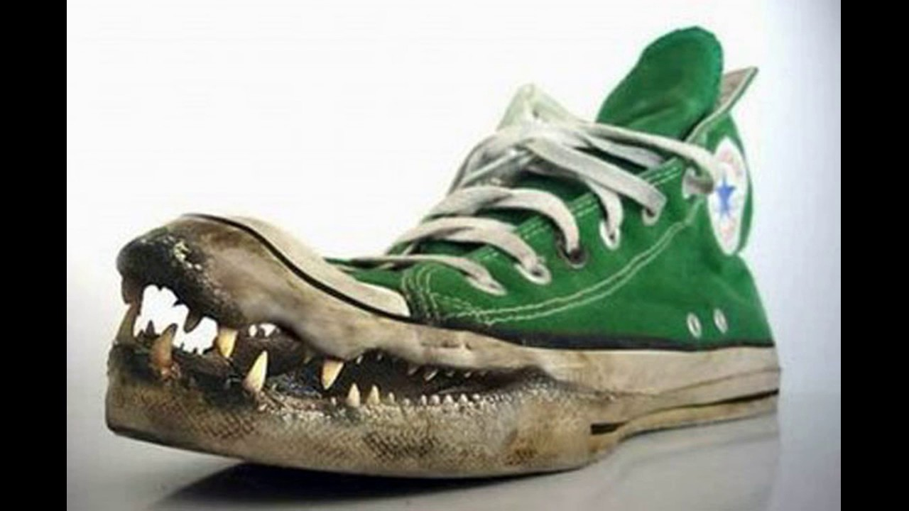the ugliest shoes in the world youtube