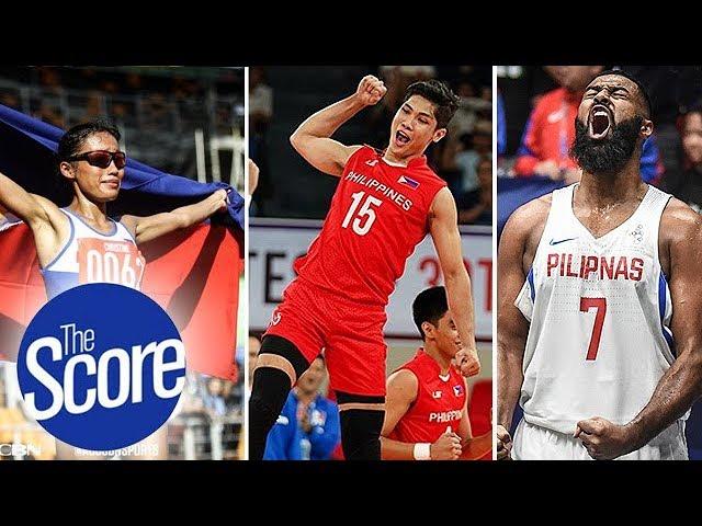 Salamat, SEA Games! #GalingNatinIto | The Score