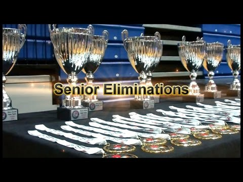 2016 JKA European Championship - Senior Eliminations