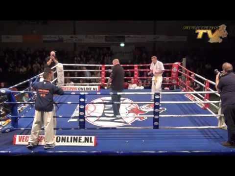 Frank Mulder vs Maikel Estridge