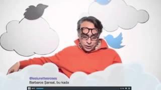 Türk Ünlülerin Kötü Tweet'lere Verdikleri Cevaplar FULL part 1