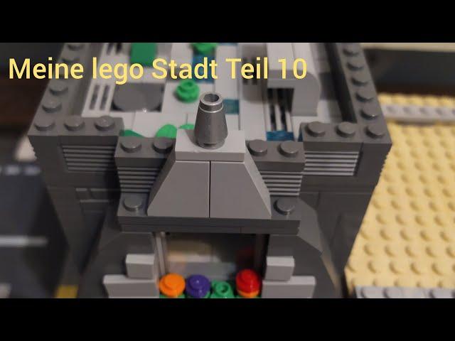 meine lego Stadt teil 10