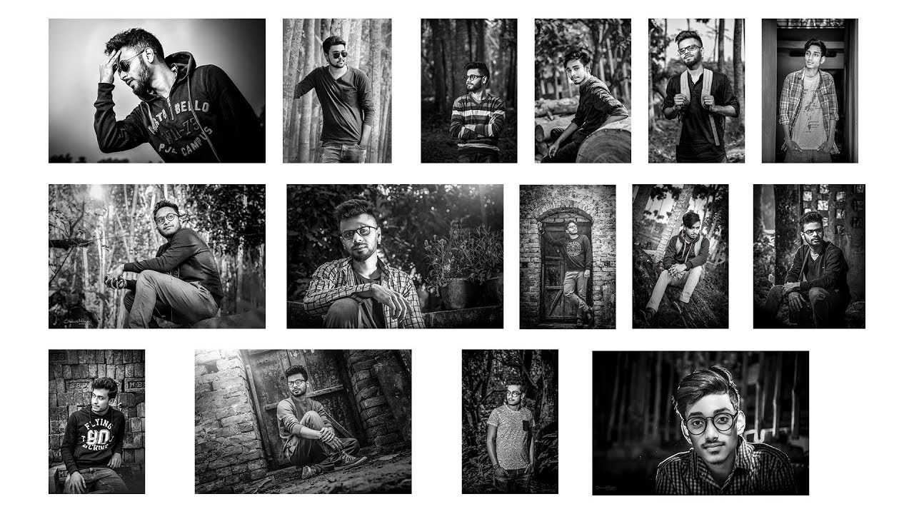 Best poses for men black and white best instagram facebook pose for men