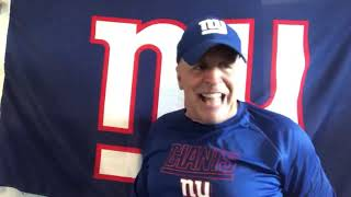 The NY Giants Post-Game Locker Room with Vic DiBitetto | Shit and Piss Cocoon