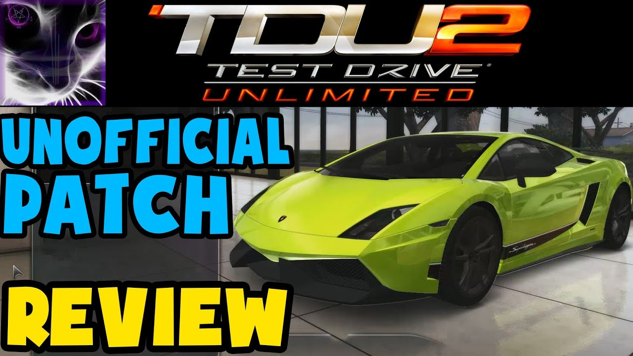 Test drive unlimited 2 universal launcher