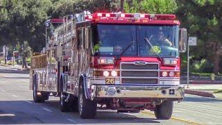 Glendale Fire Dept. Truck 26
