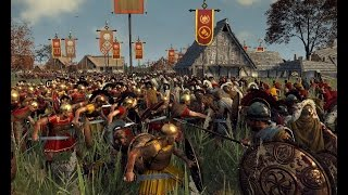 Rome 2 total war Hardcore прохождение =7= Псы войны