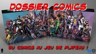 Batman : des comics au jeu de plateau Gotham City Chronicles par Monolith ! - Dossier Comics