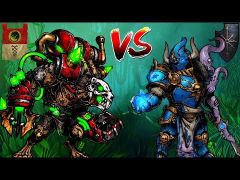 GHORITCH the TERMINATOR of Hell Pit! - Skaven vs. Warriors of Chaos - Total War Warhammer 2 |